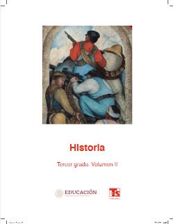 Historia tercero alumno