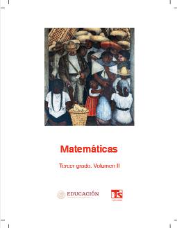 Matemáticas tercero alumno