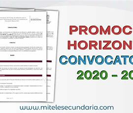 Convocatorias para la Promoción Horizontal en Educación Básica 2020-2021