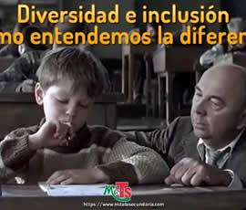 Diversidad e inclusión. ¿Cómo entendemos la diferencia?