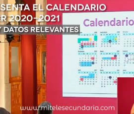 SEP presenta Calendario Escolar para 2020-2021. Fechas y datos relevantes